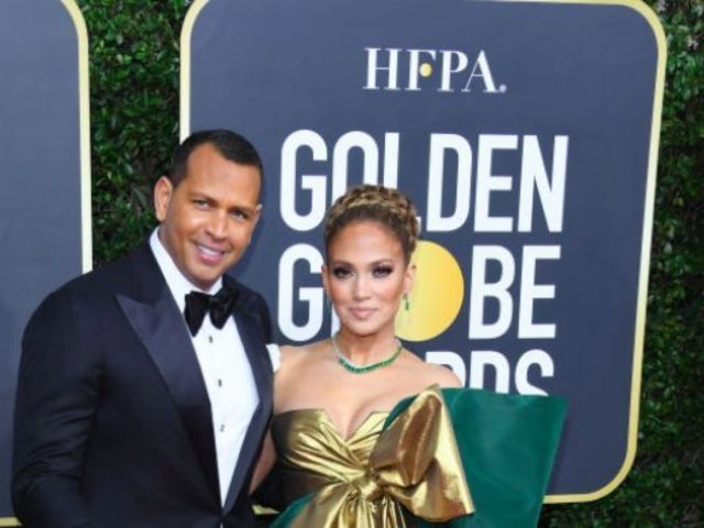 Golden Globes 2020: Alex Rodriguez Pens Touching Note to Jennifer Lopez After She Lost for 'Hustlers'