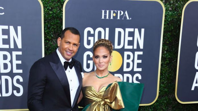 golden-globes-2020-jennifer-lopez-alex-rodriguez