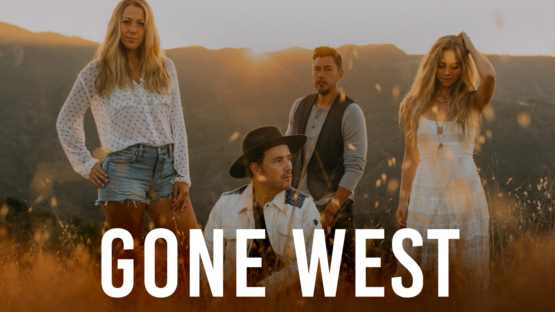 GONE WEST - PopCulture.com Exclusive Interview screen capture