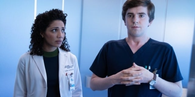 good doctor fractured abc