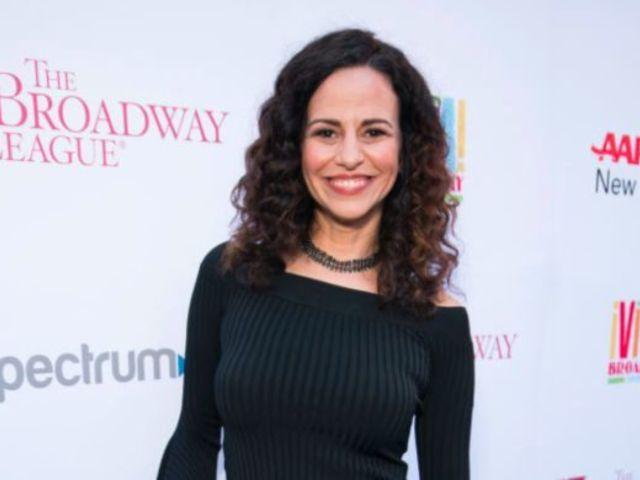 'Hamilton' Star Mandy Gonzalez Reveals Breast Cancer Diagnosis