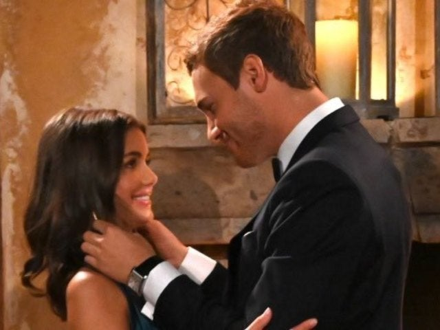 'The Bachelor' Season 24 Premiere: Hannah Ann Earns First Impression Rose From Peter Weber