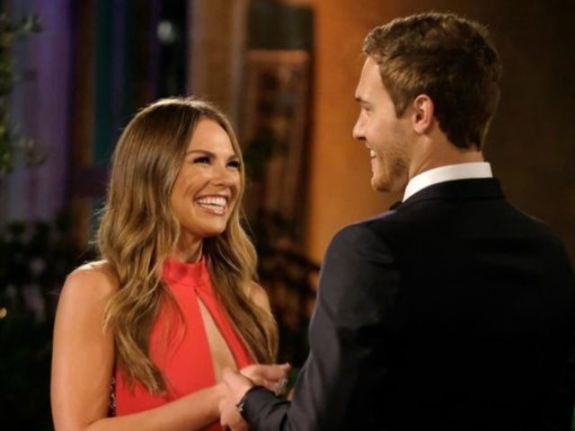 'Bachelor' Peter Weber Tried Not to 'Disrespect' the Women When Hannah Brown Surprised Him