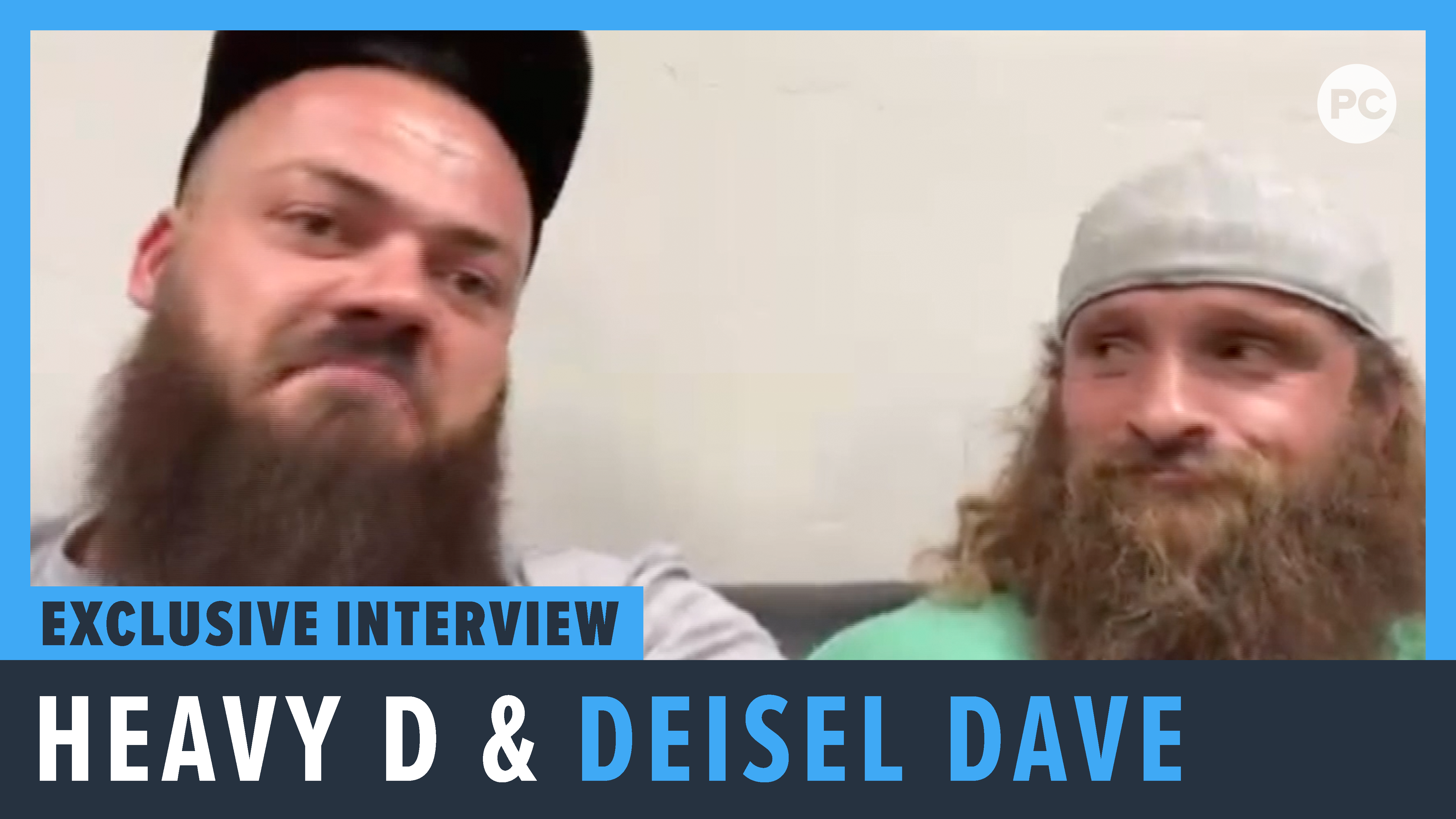 Heavy D & Diesel Dave - Discovery's Diesel Brothers Exclusive Interview screen capture