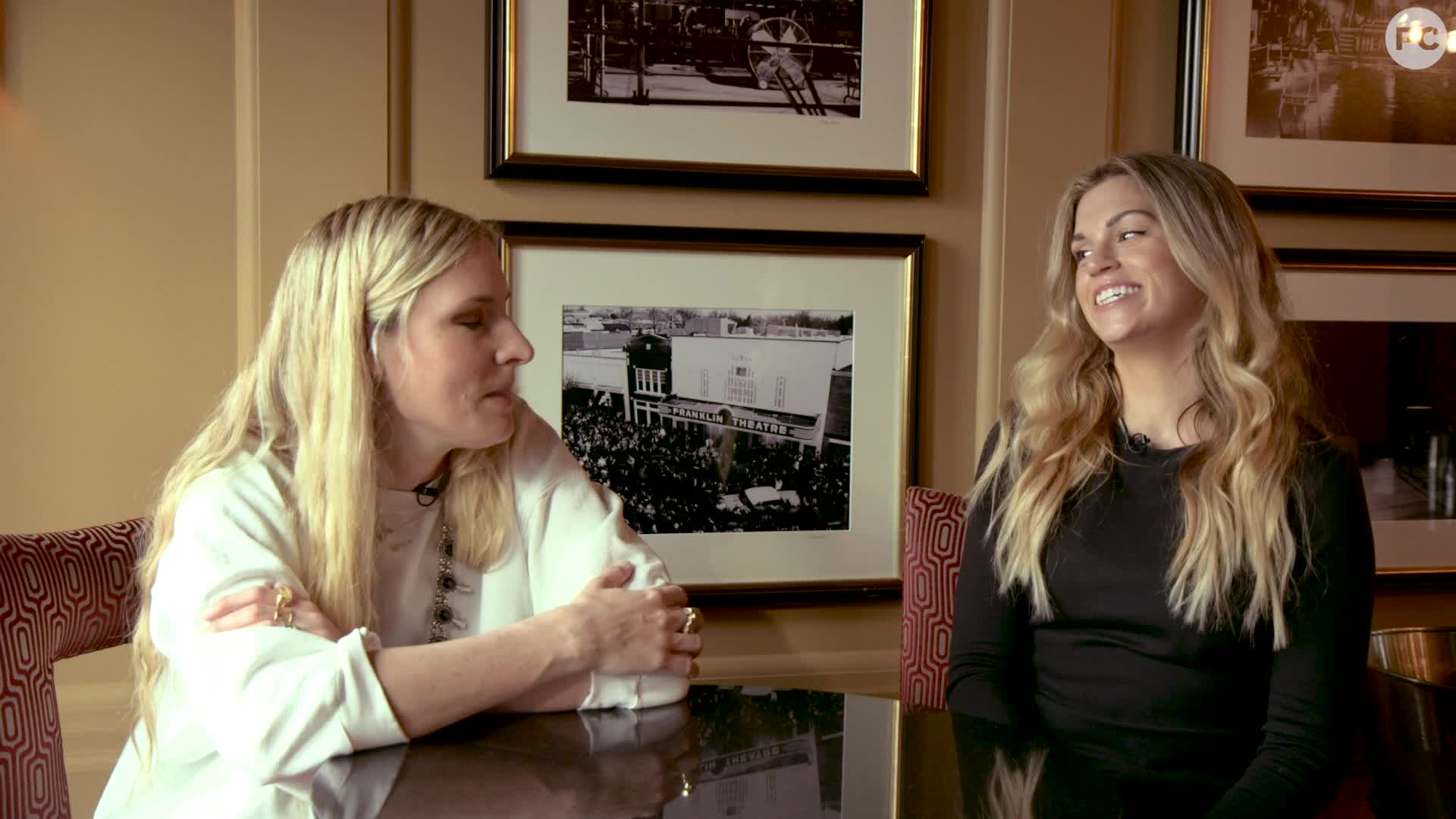 Holly Williams - PopCulture Exclusive Interview screen capture