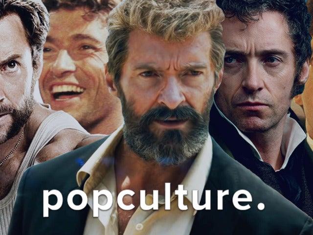 Hugh Jackman Face Morph - PopCulture