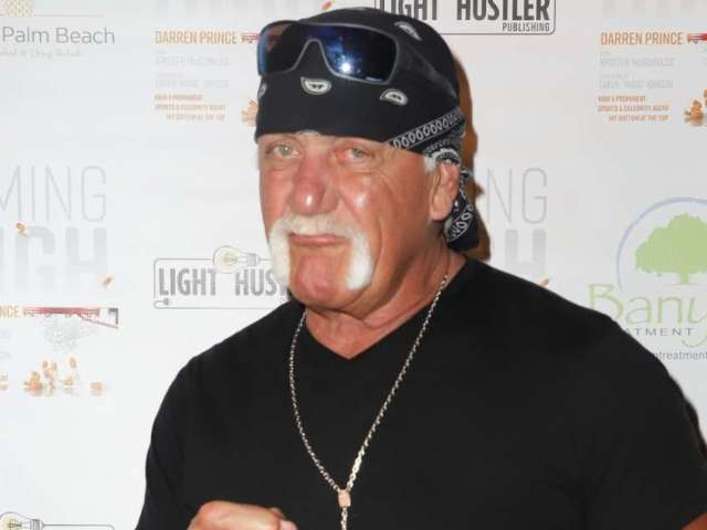 WWE Star Hulk Hogan Mourns 'Great Man' and 'Great Friend' Rocky Johnson Following His Passing