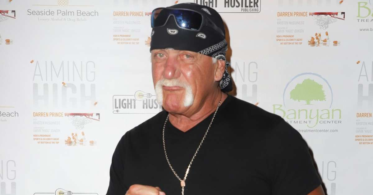 Hulk Hogan mourns Rocky Johnson passing