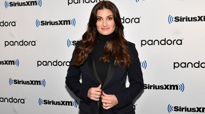 idina menzel getty images