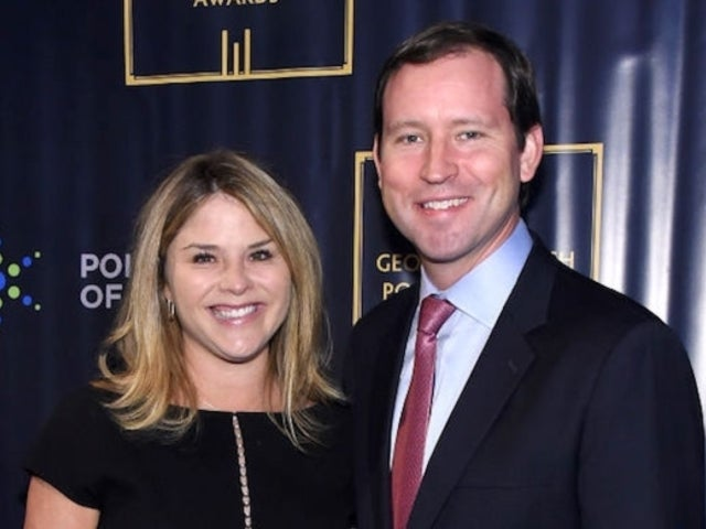 'Today' Co-Host Jenna Bush Hager Celebrates New Year's Sunrise With Father George W. Bush, Infant Son and Family