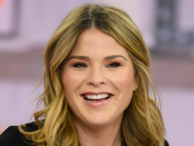 'Today' Co-Host Jenna Bush Hager Gets Emotional Over Capitol Riots in DC