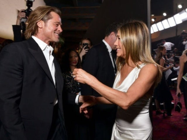 Photographer Who Snapped Brad Pitt and Jennifer Aniston Reunion Shots Reveals What Really Happened