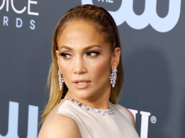 Oscars 2020: Jennifer Lopez Stuns in Thigh-High Slitted Cocktail Dress at After Party