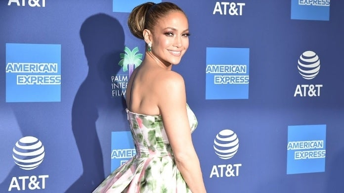 jennifer lopez getty images 2020