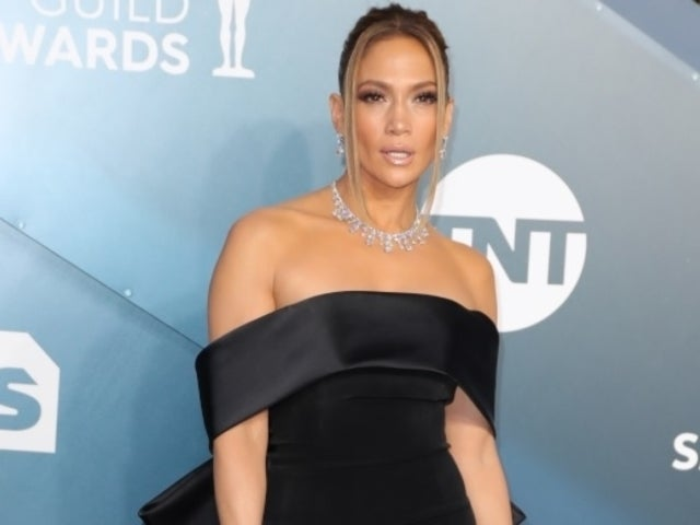 Jennifer Lopez Wore $9 Million in Diamonds for SAG Awards