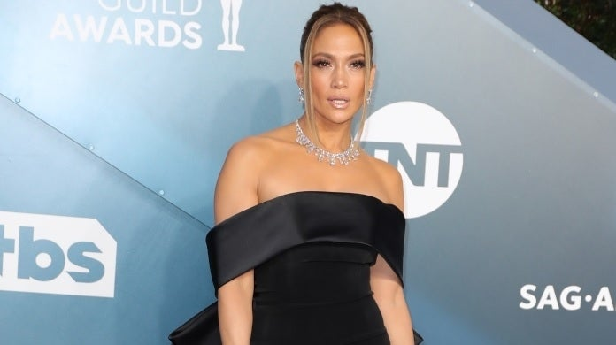 jennifer lopez sag awards 1 getty images