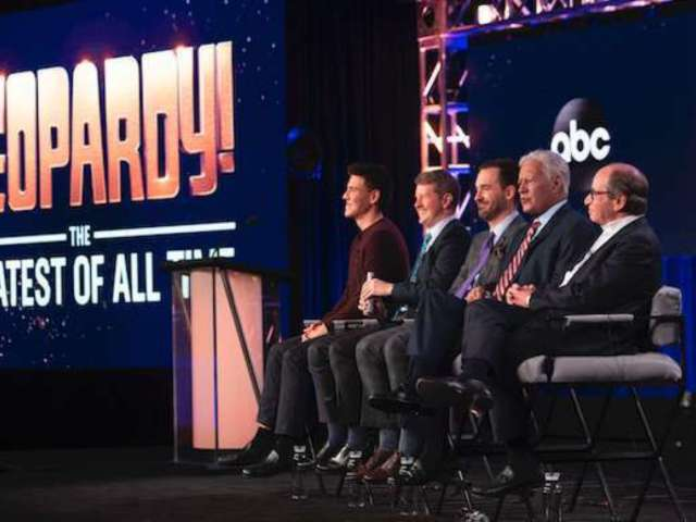'Jeopardy!' GOAT Tournament Getting Higher Ratings Than NBA Finals, World Series