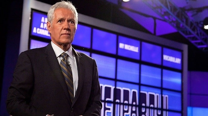 jeopardy set alex trebek getty images