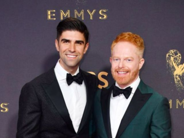 'Modern Family' Star Jesse Tyler Ferguson and Husband Justin Mikita Expecting First Child