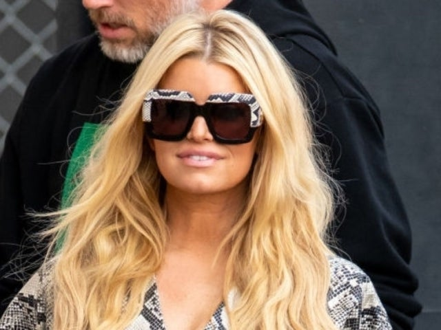 Jessica Simpson Reveals She Kissed Justin Timberlake After Her Divorce From Nick Lachey