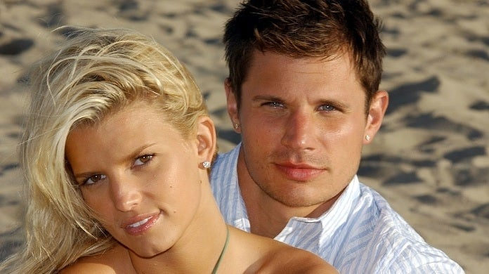 jessica simpson nick lachey getty images