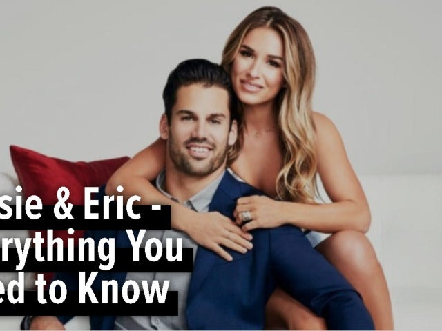 Jessie James and Eric Decker - Everything You Need to Know About the Couple