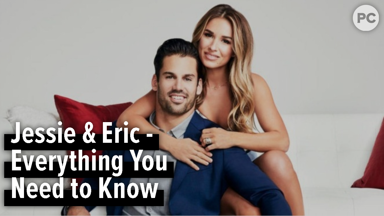 Jessie James and Eric Decker - Everything You Need to Know About the Couple screen capture