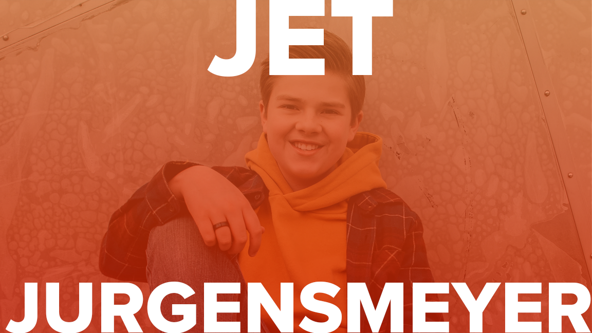 Jet Jurgensmeyer Performs