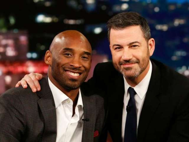 Jimmy Kimmel Says '2020, You Suck' After Kobe Bryant's Death, and Fans Couldn't Agree More