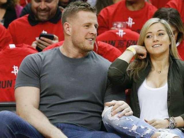Texans' Defender JJ Watt Calls out News Station for 'Trash Headline' About Kealia Ohai