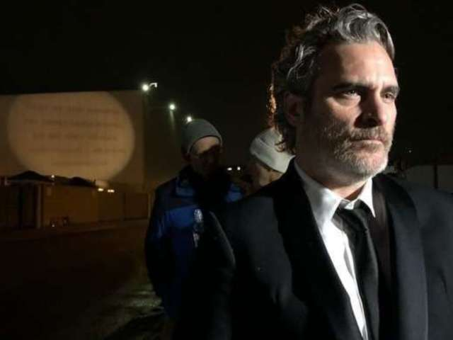Why Joaquin Phoenix Visited a Slaughterhouse Immediately After His Big SAG Award Win