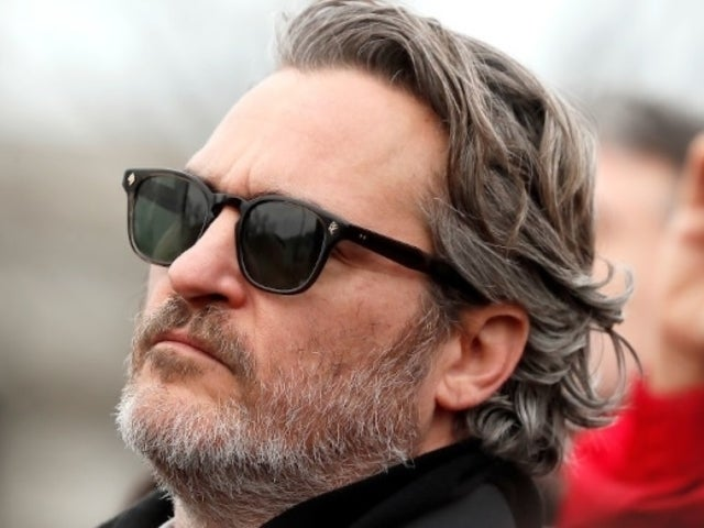 Video of Joaquin Phoenix Being Led Away by Police at the Capitol Steps After Arrest Leaks