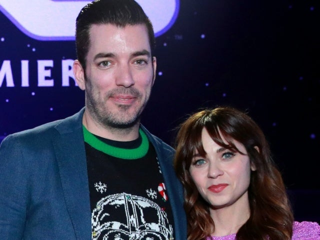 'Property Brothers' Star Jonathan Scott Admits Zooey Deschanel 'Brings out the Best' in Him