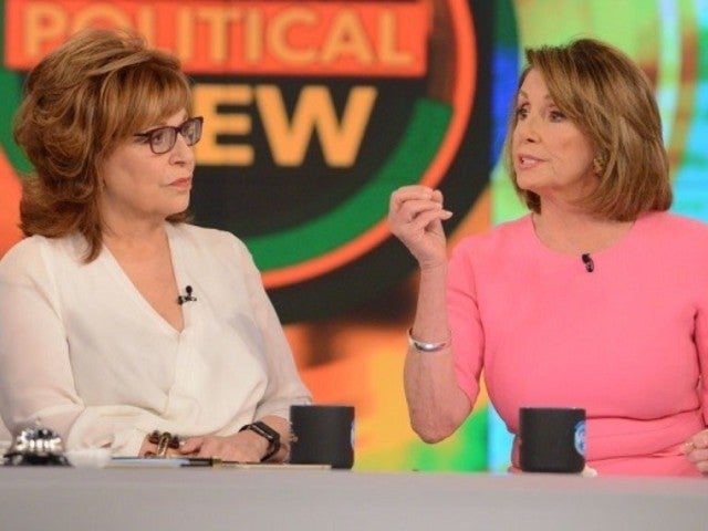 Joy Behar Shares Photo With Nancy Pelosi 'Calculating Trump's Lies' and Twitter Goes Crazy