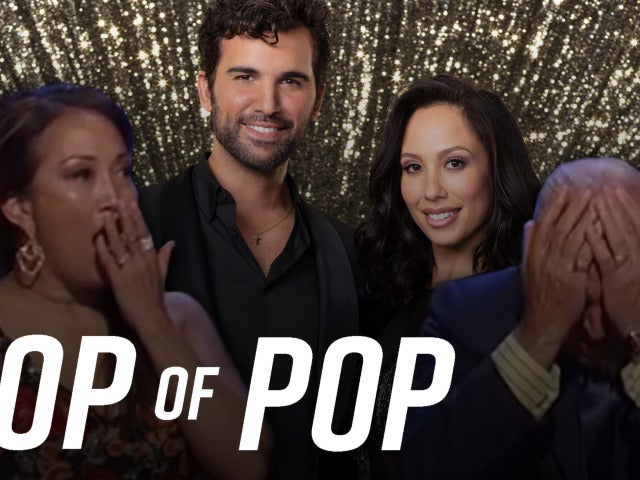 Juan Pablo Di Pace and Cheryl Burke's Surprising 'Dancing with the Stars' Elimination - Pop of Pop