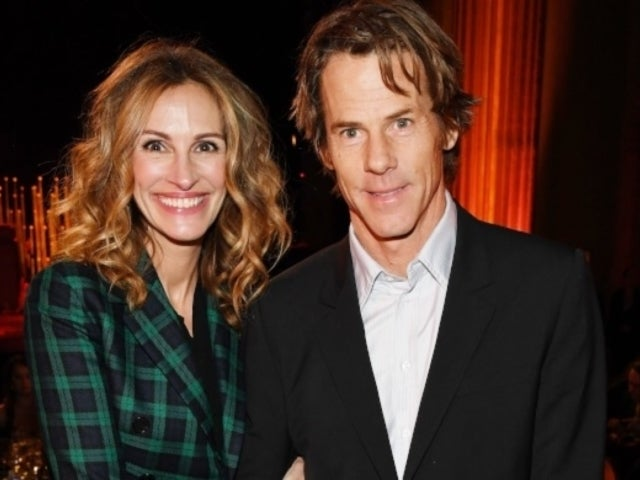 Julia Roberts Cozies up to Husband Danny Moder in Rare Photo for Charity Event