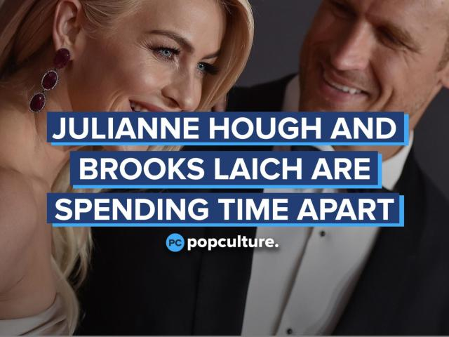 Julianne Hough and Brooks Laich are