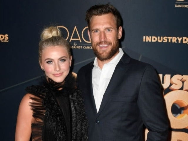 Julianne Hough Calls Husband Brooks Laich's Thirst Trap Photos 'Awesome'