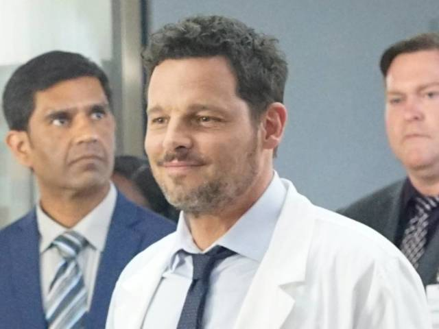 'Grey's Anatomy': Here's What Happened in Justin Chambers' Final Scene