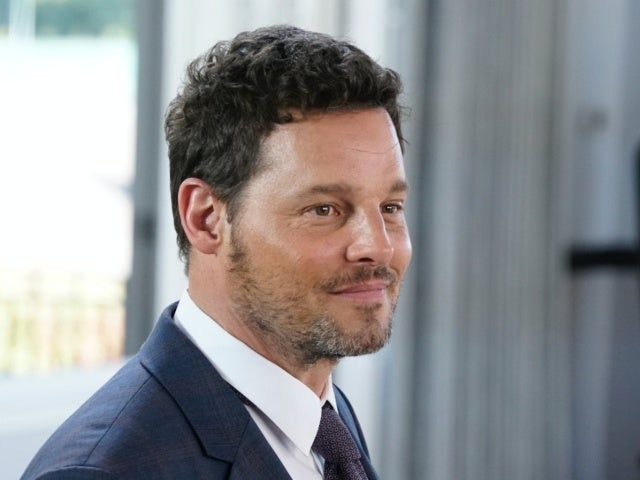 'Grey's Anatomy' Fans Were Still Flocking to Justin Chambers' Throwback Cast Photo Prior to Exit
