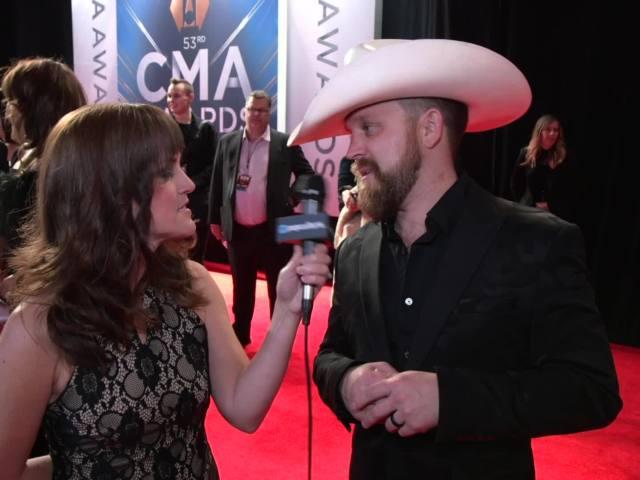 Justin Moore - 2019 CMA Awards