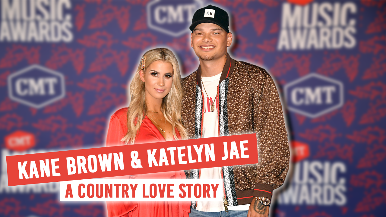 Kane Brown & Katelyn Jae - A Country Love Story screen capture