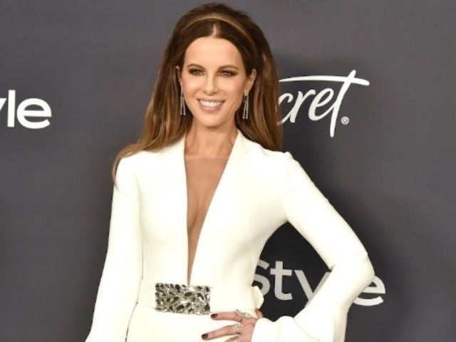 Kate Beckinsale Claps Back at Fan Who Shames Actors for Politicizing Awards Shows