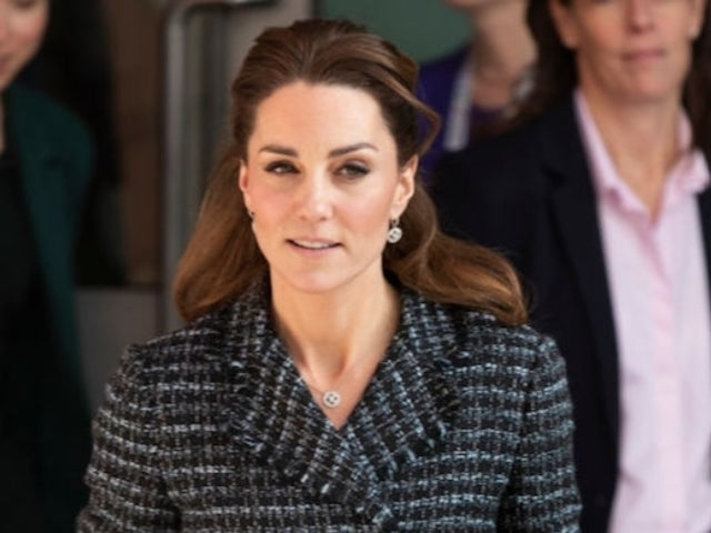 The Reason Kate Middleton Didn't Wear Her Engagement Ring During Today's Hospital Visit