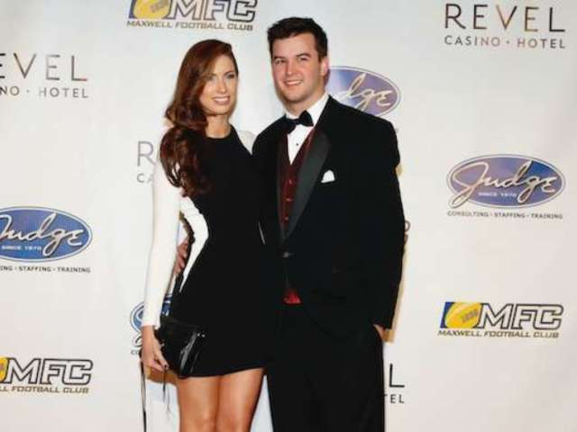 AJ McCarron's Wife Katherine Webb Says She Abandoned Fame to Start a Family With the Texans QB