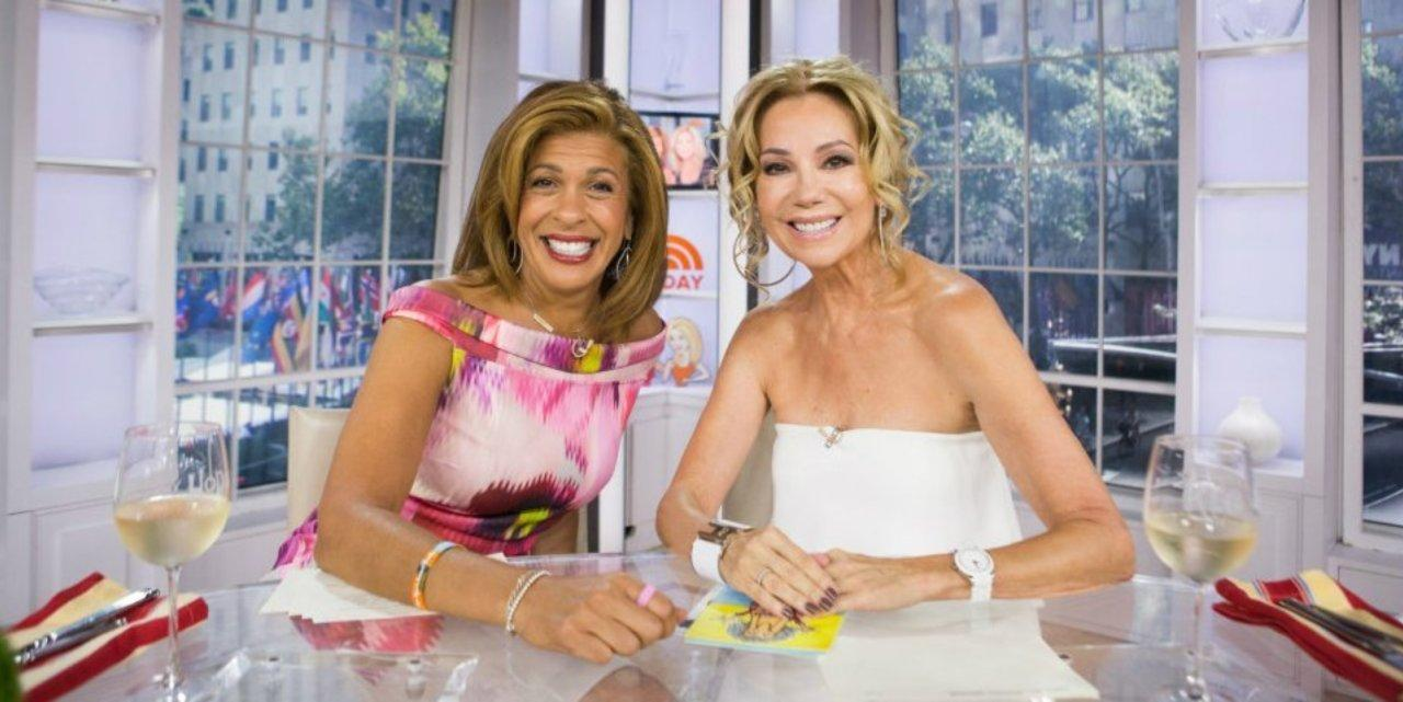Kathie Lee Gifford Officially Leaving 'The Today Show' screen capture