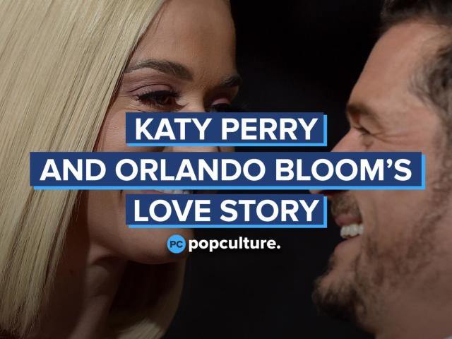 Katy Perry and Orlando Bloom's Love Story