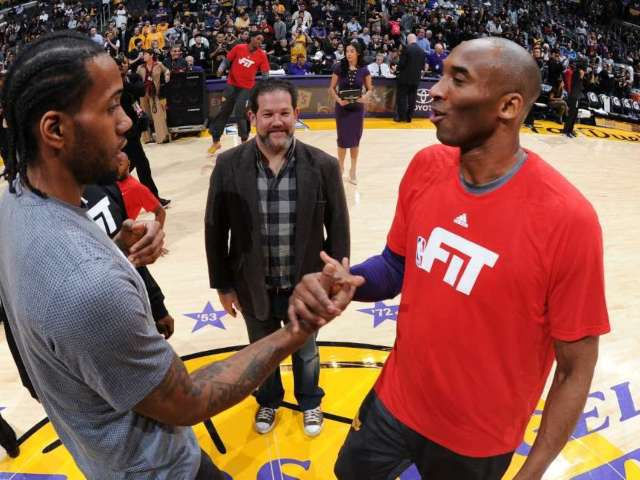 NBA All-Star 2020: Watch Kawhi Leonard's MVP Speech Dedicated to Kobe Bryant