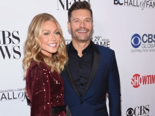Kelly Ripa Credits Ryan Seacrest's Arrival on 'Live' for Her Decision to Quit Drinking
