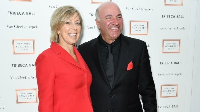 kevin o'leary linda getty images